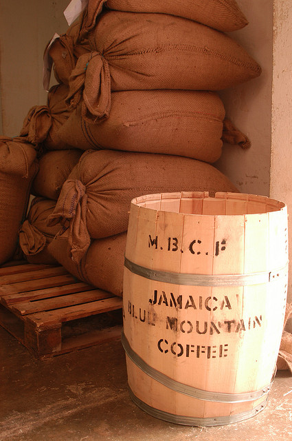 Mavis Banks Coffee Factory